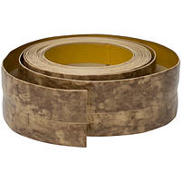 Плинтус для криволинейных стен, 20 мм х 30 мм, 5 м Корэк