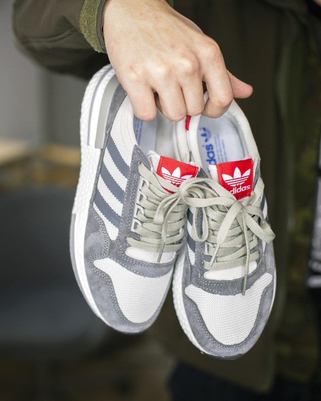 Кроссовки женские в стиле Adidas ZX 500 RM