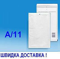 Конверт Бандерольный №11   100х165 Польша Белый
