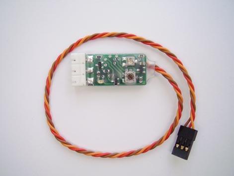 Электронный выключатель БАНО / подсветки (с реверсом)