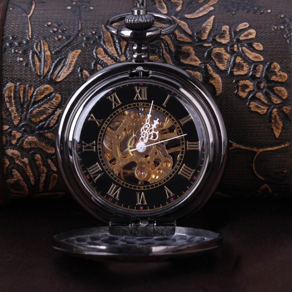 Механические карманные часы BAXTA KS №0036