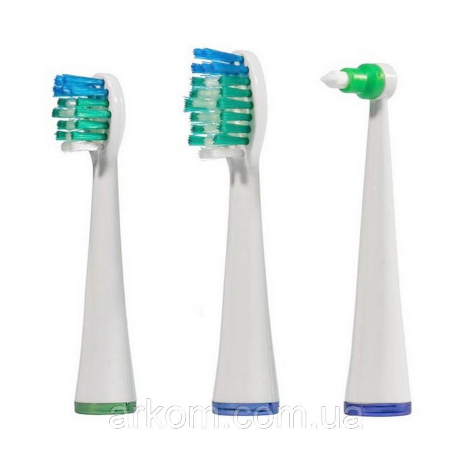 Насадки к зубным щеткам Waterpik