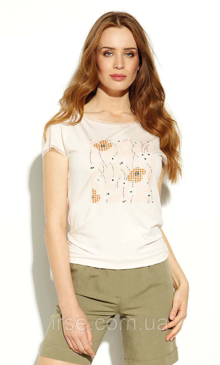Женская летняя блузка Maram Zaps, коллекция весна-лето 2020