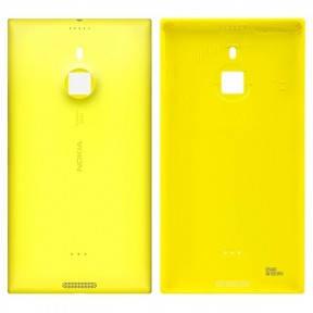 Задняя крышка Nokia Lumia 1520 (RM-938) желтая, фото 2