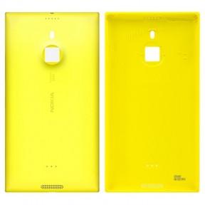 Задняя крышка Nokia Lumia 1520 (RM-938) желтая