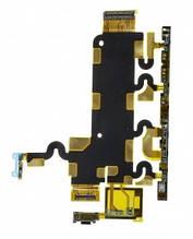 Шлейф Sony C6902, C6903, C6906, C6943 Xperia Z1 с кнопкой включения, громкости, камеры и микрофоном