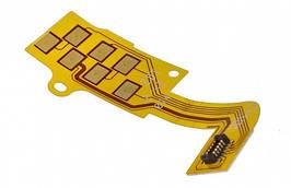 Шлейф Sony MT27i Xperia Sola с контактами динамика