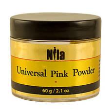 Nila Пудра акриловая розовая Pink Builder 60 г.