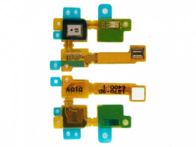 Шлейф Sony C6802, C6806, C6833 Xperia Z Ultra з датчиком наближення і мікрофоном, фото 2