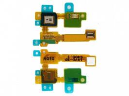Шлейф Sony C6802, C6806, C6833 Xperia Z Ultra с датчиком приближения и микрофоном