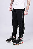 Спортивные штаны с лампасами Kappa ч/ч, фото 3