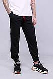 Спортивные штаны Quest Wear - Fingers Up, Black, фото 3