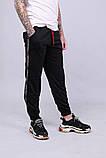Спортивные штаны Quest Wear - Fingers Up, Black, фото 5