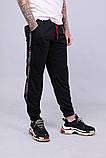 Спортивные штаны Quest Wear - Fingers Up, Black, фото 6