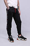 Спортивные штаны Quest Wear - Fingers Up, Black, фото 7