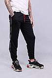 Спортивные штаны Quest Wear - Fingers Up, Black, фото 8