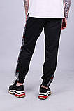 Спортивные штаны Quest Wear - Fingers Up, Black, фото 10