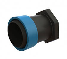 Заглушка  для шланга ленты  туман  25 мм