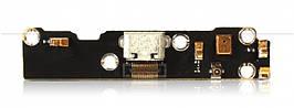 Нижняя плата Meizu MX3 с разьемом зарядки и микрофоном
