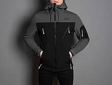 Чоловіча куртка Pobedov Soft Shell Jacket (весна/осінь)