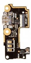 Нижняя плата Asus ZenFone 5 (A500CG, A501CG, T00J) с разъемом зарядки и микрофоном