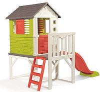 Детский домик Smoby Летний отдых на опорах Франция (810800)