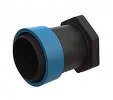 Заглушка  для шланга ленты туман  40 мм