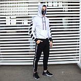 Мужской спортивный костюм Off White (демисезонный спорт. костюм), фото 2