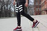 Спортивные штаны LC - Flip черно-белые, фото 5