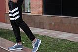 Спортивные штаны LC - Flip черно-белые, фото 6
