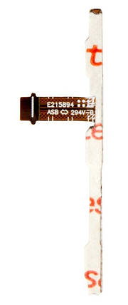 Шлейф Asus ZenFone 5 Lite (A502CG) с кнопкой включения и кнопками громкости, фото 2