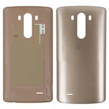 Задняя крышка LG G3 D855 золотая