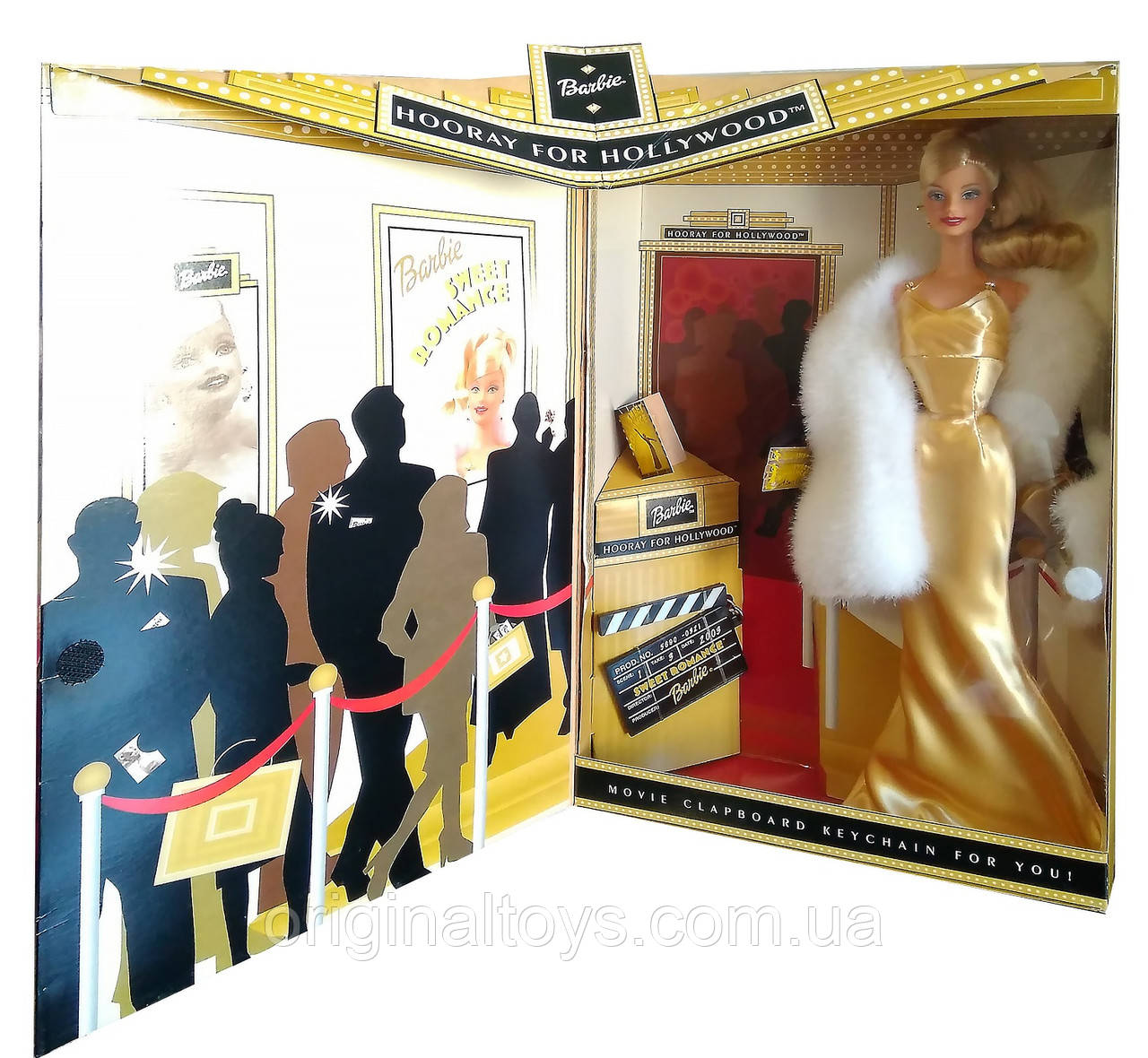 Коллекционная кукла Барби Ура Голливуду Barbie Hooray for Hollywood 2002 Mattel 56901