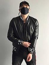 Чоловіча куртка-бомбер D&G