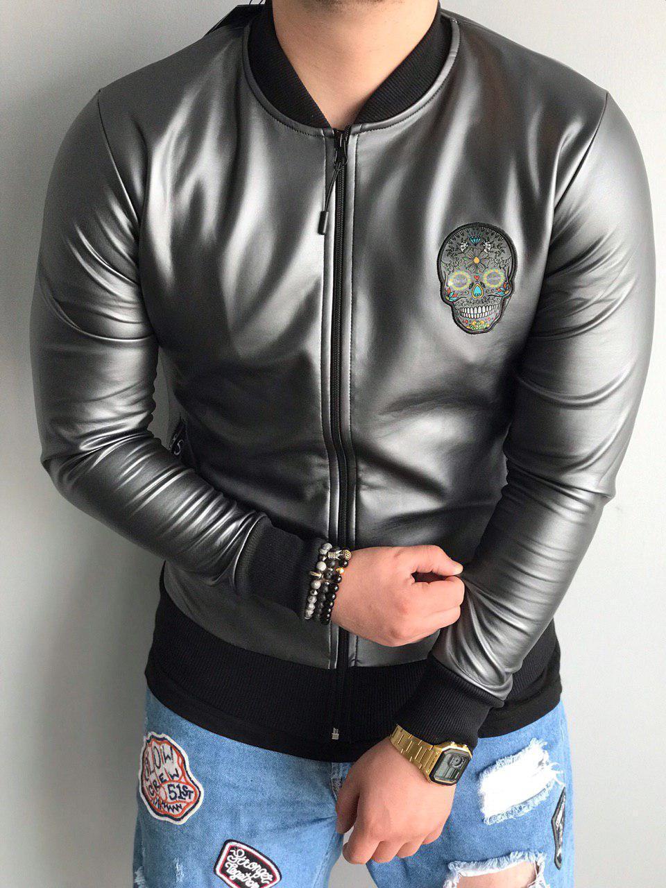 Мужская куртка бомбер David Gerenzo