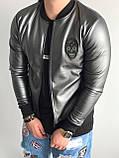Мужская куртка бомбер David Gerenzo, фото 2