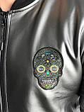 Мужская куртка бомбер David Gerenzo, фото 5