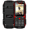 "Ioutdoor T1 2,4"" 2G IP68 2MP 2100mAh Red"