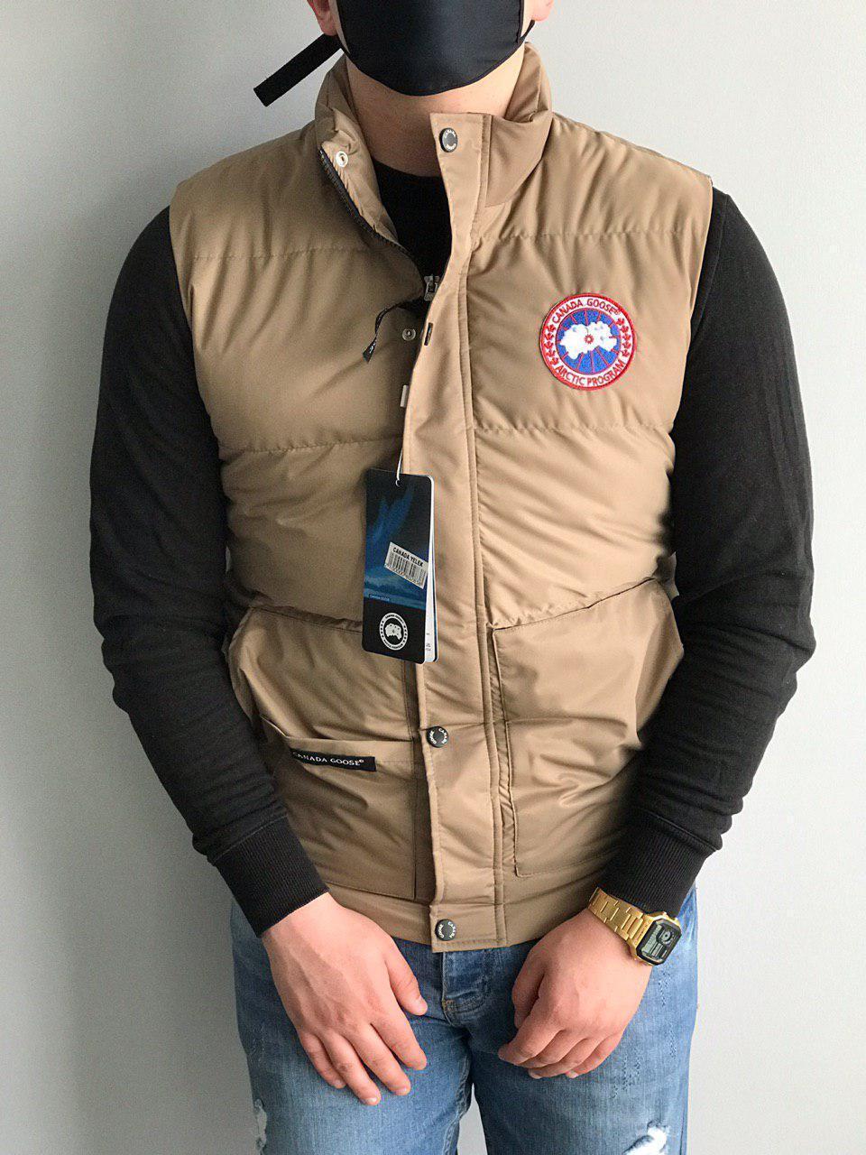Жилет Безрукавка Canada Goose