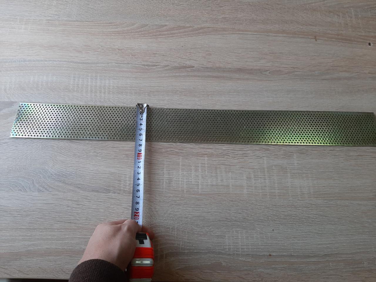 Сито (Решето) кормоизмельчителя 4,0 мм ДТЗ КР-01 02 03 (КР01, КР02, КР03).
