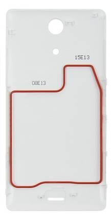 Задняя крышка Sony C5502 Xperia ZR M36h, C5503 M36i белая, фото 2