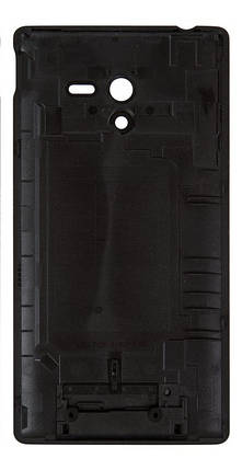 Задняя крышка Sony C6502, C6503, C6506 Xperia ZL черная, фото 2