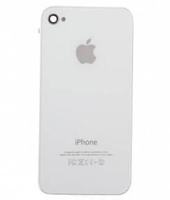 Задняя крышка для Apple iPhone 4 белая, фото 2