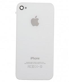 Задняя крышка для Apple iPhone 4 белая