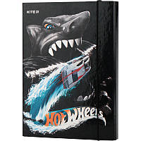 Папка для тетрадей на резинках Kite Hot Wheels HW19-210, картон