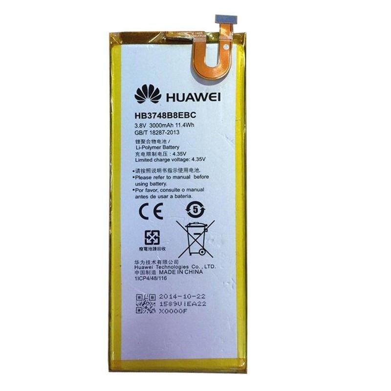 Аккумулятор HB3748B8EBC для Huawei Ascend G7 G7-TL100 3000 mAh (04065)