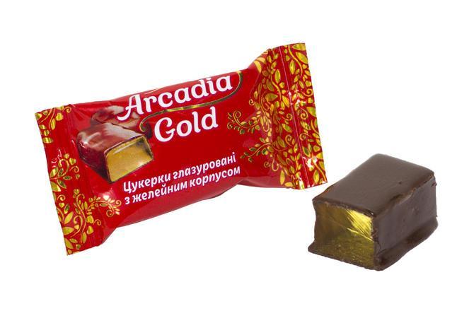 Конфеты Аркадия Голд 3кг. ТМ Гурман Фемили