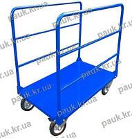 Ручний платформовий візок для довгомірних вантажів РПТ-011Д-200 М