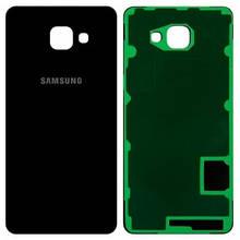 Задняя крышка Samsung A710F Galaxy A7 (2016) черная