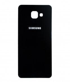Задняя крышка Samsung A710F Galaxy A7 (2016) черная Оригинал Китай